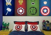 Super-herói idéias