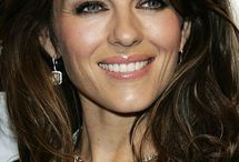 ACTRESS - ELIZABETH HURLEY