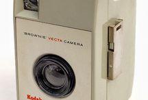 Vintage cameras / by Ric Allport