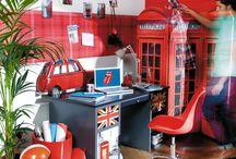 idées décoration chambre quentin