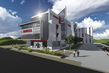 Toyota Training Facility | Commercial / Toyota Training Facility | Commercial
