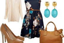 Style! / Pretty things to wear! / by Jessica Welch