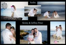 Aruba Intimate wedding by Bella / Planning a wedding for two is simple, elegant and not costly when you hire Bella Aruba to plan your wedding day.