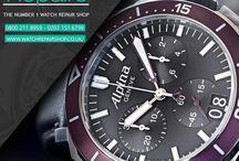 Alpina Watch Repairs