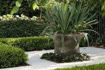 Front gate gardens