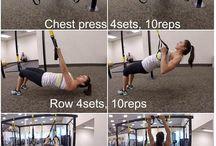 Súbory cvikov na workout