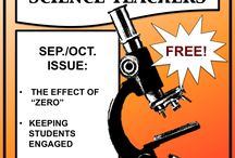 Blogs and Newsletters / Blog Posts and Free Newsletters for Science Teachers.