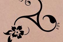 Tatoo símbolo triskel