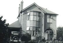 1930's trad house exterior