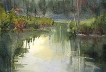 yagli boya resimler
