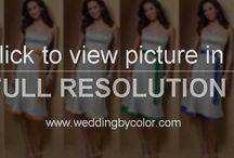 Wedding colors / 1.lilla, turkis og mørke blå 2. Lilla, beige/hvid og gold