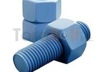 High temperature Service fasteners / High temperature service fasteners in nickel alloys and high carbon stainless steels.