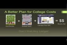 Kids and Divorce / Kids & Divorce: financial steps and more for you to take to protect your children's future. Ideas for college savings plans and student financial aid. http://www.formermilitaryspouse.com/paying-for-college/ / by Former Military Spouse ~ Military Divorce