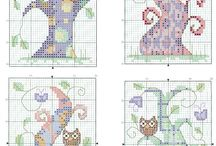 Cross stitch patterns 3.