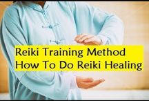 Reiki Training Method