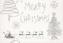 Kerstdoodles