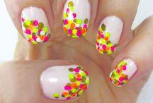 Neon Nails / So Bright! / by CutexUS