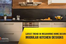 Modular Kitchen Ideas From Vestal Solutions