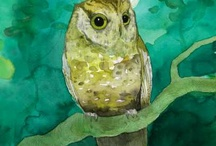 owl you need is love / by Alissa Lawing