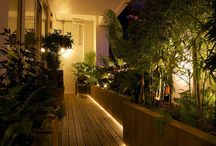 Balcony Garden Design / Small balcony and roof terrace design ideas and projects completed by Garden Club London. Plants, pots and useful ideas for small outdoor urban spaces.