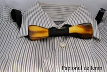 Bow ties / Wooden Bow ties