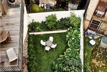 Gardens, plants, outdoor spaces....