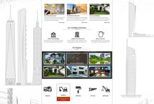 Web Design Portfolio / This board contains all Website Template Created by Ved Web Services