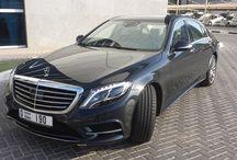 Mercedes S500 2014