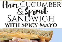 Sandwich Ideas from Blogs / Sandwich ideas from blogs