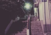 I am just walking...