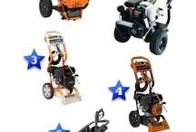 Best Pressure Washers / A collection of the best pressure washers, both electric and gas powered. This is a board created by RelevantRankings.com where we review, rate and rank various products, services and topics.