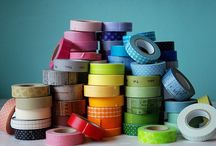 Washi tape / by Estela Guallar