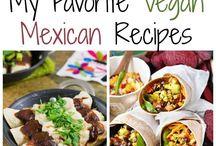 Mexican Vegan Recipes