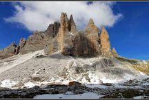 LES DOLOMITES (Alto Adige i  Vèneto) Itàlia