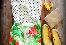 Fashion: Spring & Summer / Spring has Sprung & Summer is ever closer