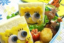 Recipes - kids and snacks / by Alex