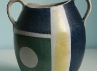 Krösselbach Fayence - Germany / West Germany - Keramikk - Fat Lava