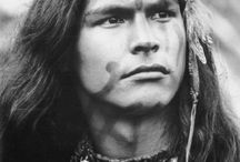 Hot Native American man s