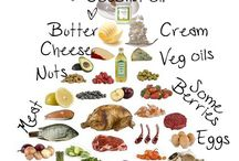 LCHF and other diet foods
