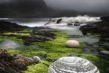 Creation egg rocks