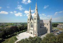 kathedralen en kerken