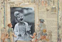 Scrapbook Children