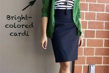 oblečko - zelená inspirace