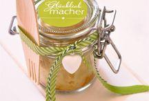 Kuchen & Müsli im Glas / backen