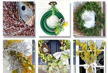 Wreath Insperation..........♥