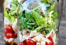 salads!  <3