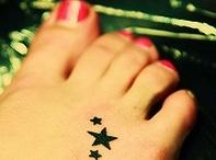 tähdet tattoo