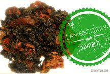lamb curry banting