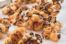 Snacks / by Linda Meirose