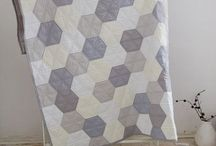 patchwork hexagon